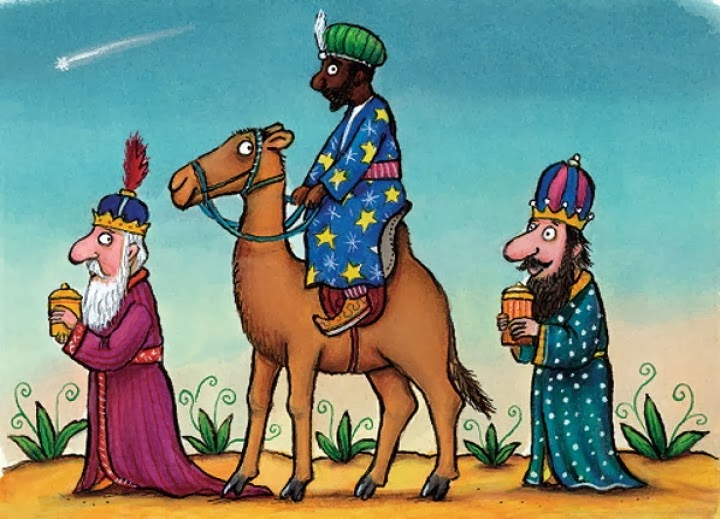 3 Wise Men Gifts For Christmas: Biblical Quotes That Are Actually Not In The Bible