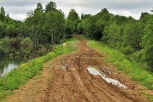 8695127-old-rural-bumpy-road