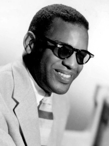 RAYCHARLESRETRO RAY CHARLES SMP / GLOBE PHOTOS,INC