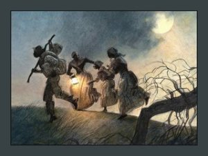 runaway-slaves-on-underground-railroad