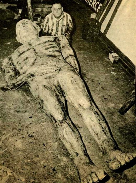 giant human skeletons-Nephilim-Nevada-history
