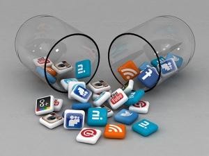 social_media_3D_capsules_social_media_addiction