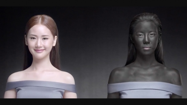 """You Just Need To Be White To Win"": Thai Ad Pulled Of Model In Blackface"