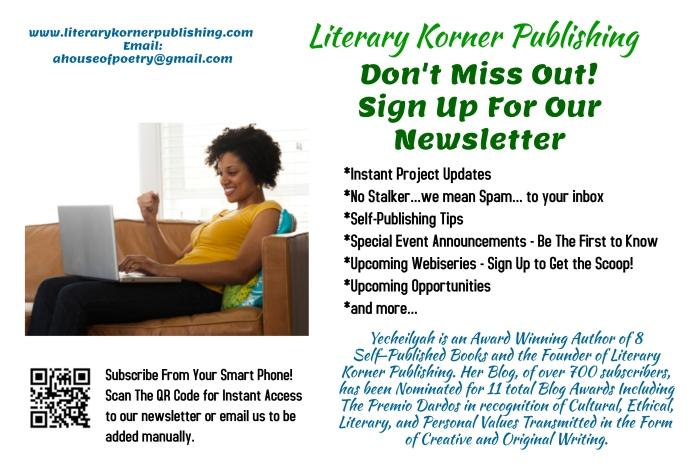 Lk Newsletter