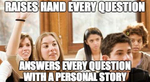 chatty-college-classmate-meme