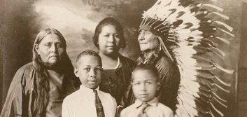 Black Slaves, Native Masters