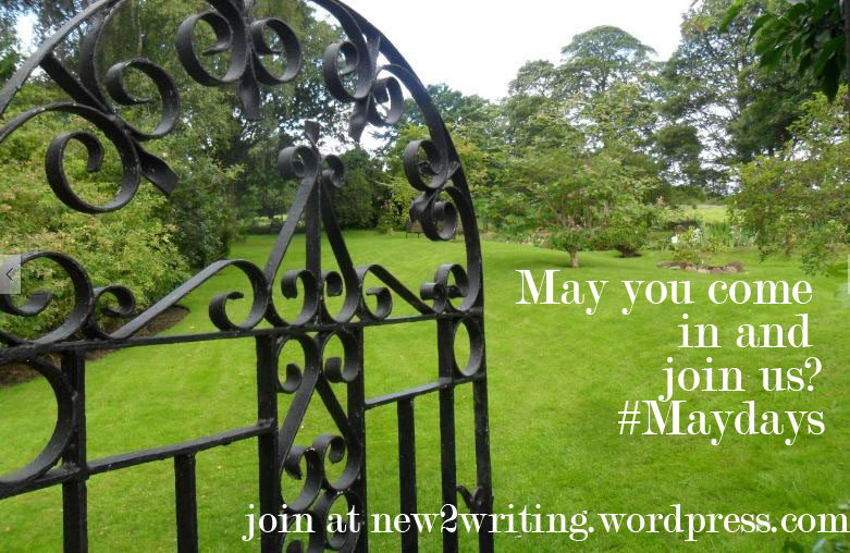 May you join me? – New writing challenge