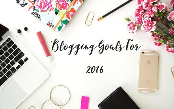 Blogging-Goals-For2016