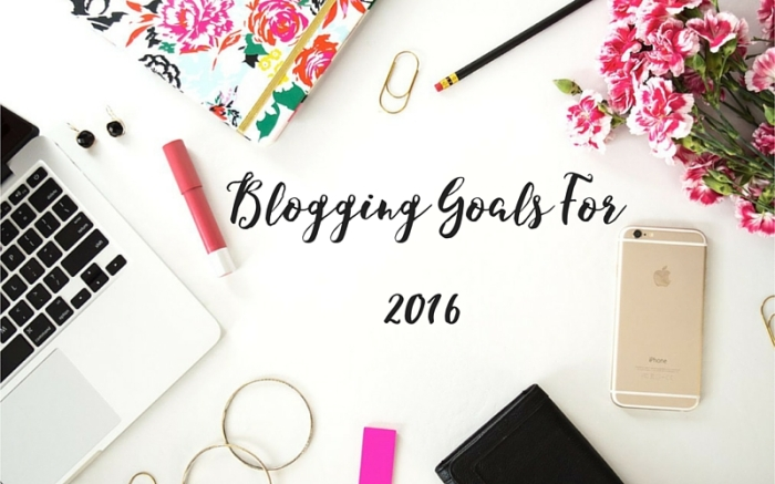 Blogging-Goals-For2016