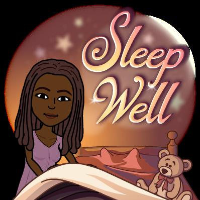 I don't really sleep with a Teddy Bear. I would though.