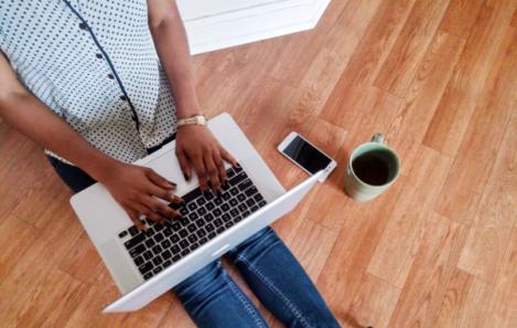 Holding onto Hope, blogging, writing