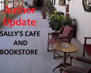 Sally's Cafe and Bookstore Update