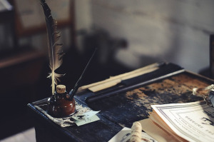 craft ink table