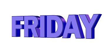 Friday Roundup – 13January