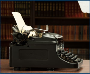home-typewriter