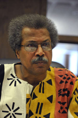 """This Aug. 8, 2012 photo shows Dr. Mostafa Hefny in Detroit. Hefny, an Egyptian immigrant who lives in Detroit wants the U.S. government to classify him as black, not white. The Egypt-born Hefny, 61, says he's easily identifiable as a black man, but when he was admitted to the U.S. decades ago, he was classified on government papers as a white person. Hefny says he's a Nubian, an ancient group of Egyptians considered more African than Arab. According to government directive, a white person is defined as """"a person having origins in any of the original peoples of Europe, North Africa or the Middle East."""" (AP Photo/Detroit News, Max Ortiz) DETROIT FREE PRESS OUT; HUFFINGTON POST OUT"""