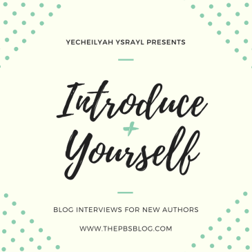 Introduce Yourself Author Interviews