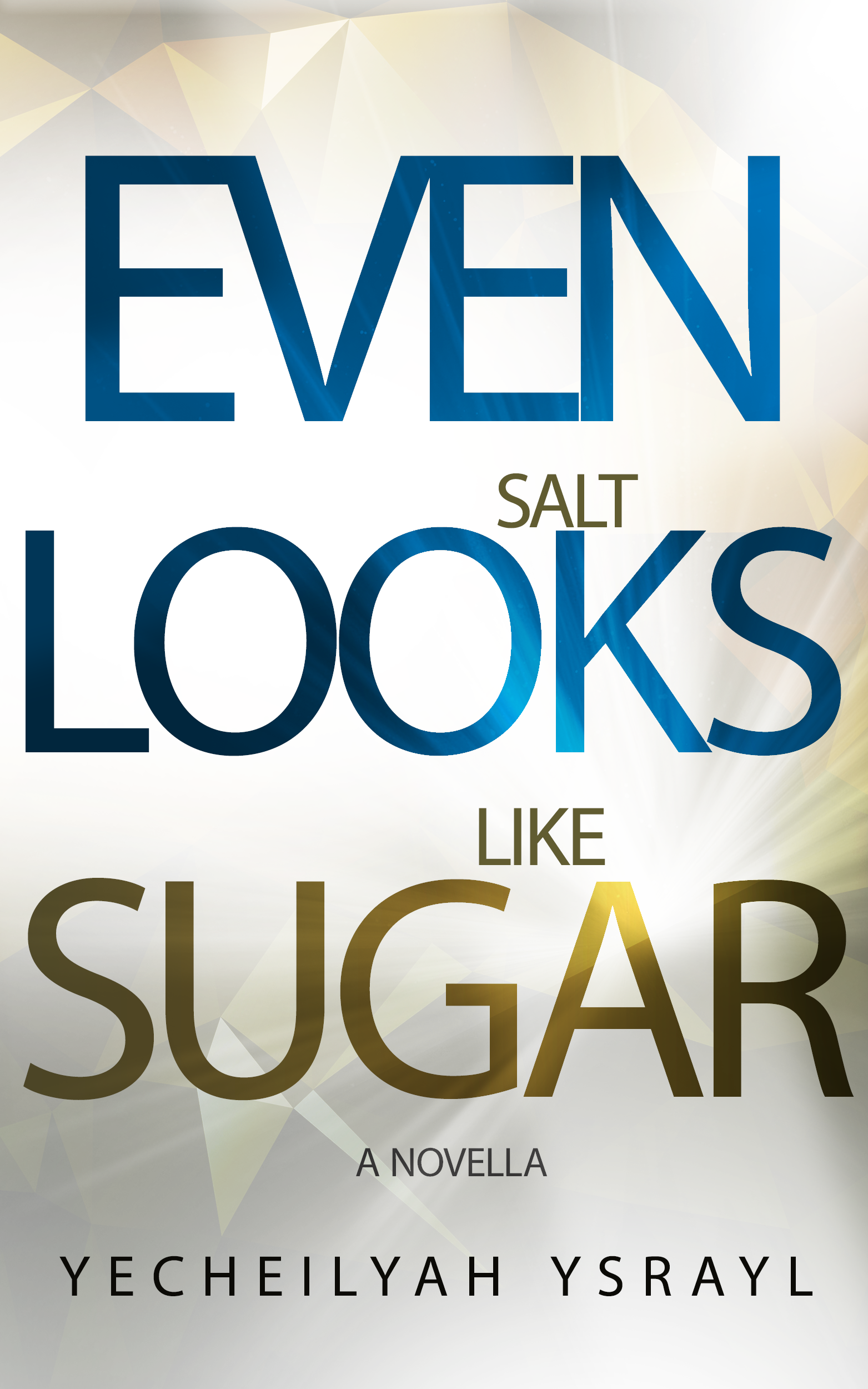 Even Salt - Book Cover