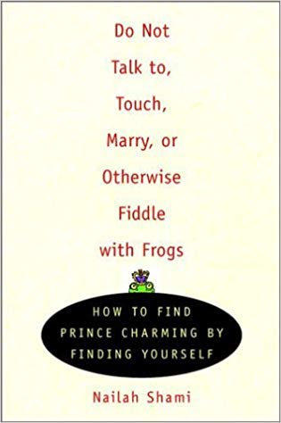 Frog book cover